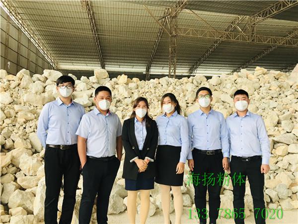 海扬HY-G7硅微粉